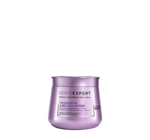 L'OREAL - Serie Expert - Liss Unlimited Masque 250ml