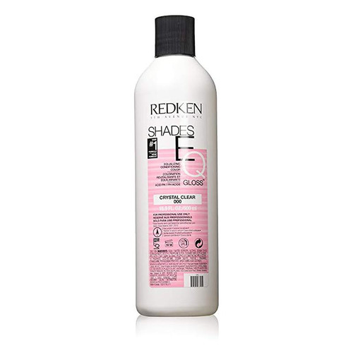 REDKEN - Shades EQ - Gloss Demi-Permanent Equalizing Conditioning Colour Crystal Clear 500ml