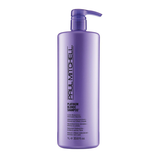 PAUL MITCHELL - Blonde - Platinum Blonde Shampoo 1000ml