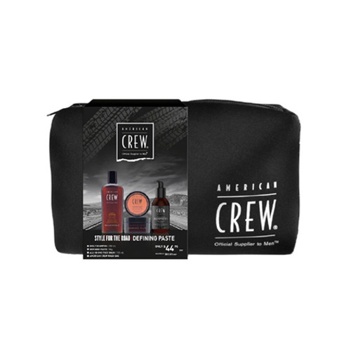 AMERICAN CREW - Style for the Road - Defining Paste Gift Set