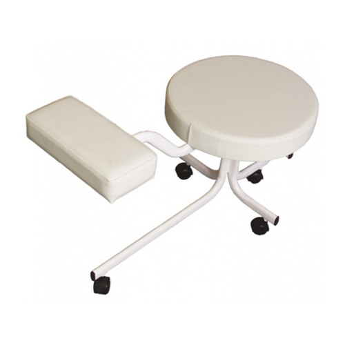 JOIKEN - Pedicure Stool - White