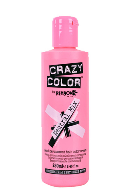 CRAZY COLOR - Neutral Mix 250ml
