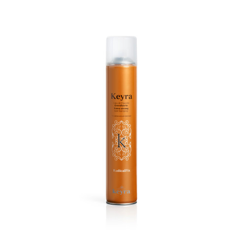 KEYRA - Extra-Strong Hold Hairspray 500ml