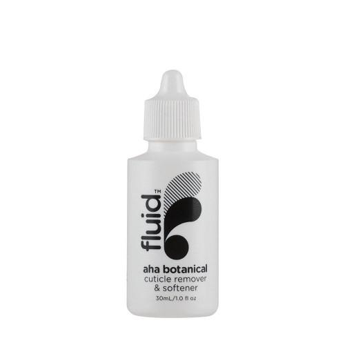FLUID NAIL DESIGN - AHA Botanical Cuticle Remover & Softener 30ml