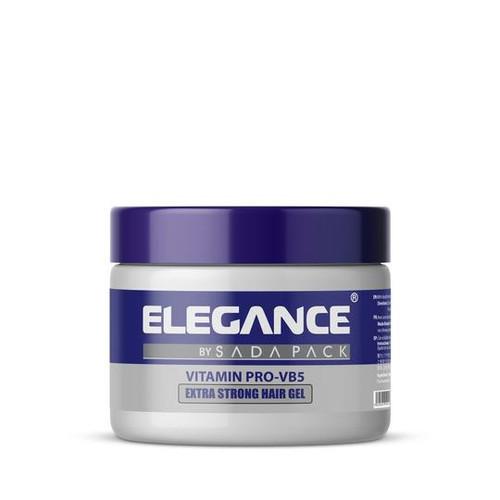 ELEGANCE - Pro-VB5 Extra Strong Hair Gel 500ml
