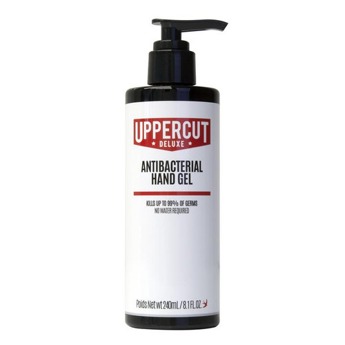 UPPERCUT DELUXE - Antibacterial Hand Gel 240ml