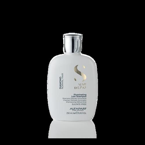 ALFAPARF MILANO - Semi Di Lino - Diamond - Illuminating Low Shampoo 250ml