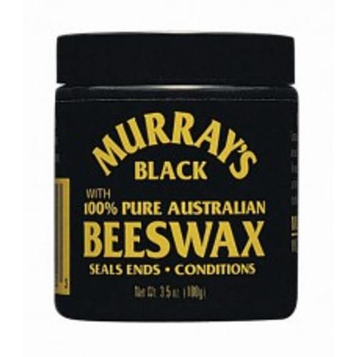 MURRAY'S - Black Beeswax 114g