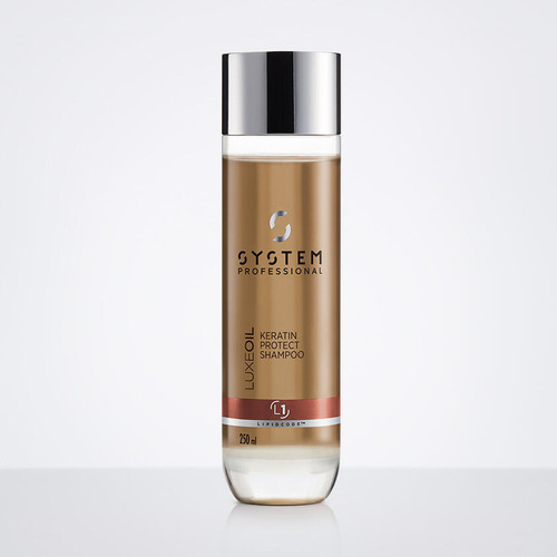 SYSTEM PROFESSIONAL - Classic - LuxeOil - Keratin Protect Shampoo 200ml