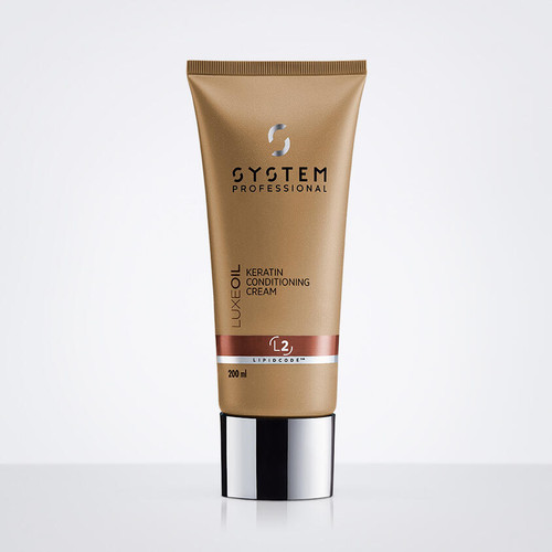 SYSTEM PROFESSIONAL - Classic - LuxeOil - Keratin Conditioning Cream 200ml
