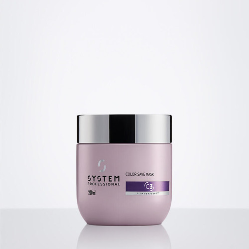 SYSTEM PROFESSIONAL - Classic - Color Save - Mask 200ml