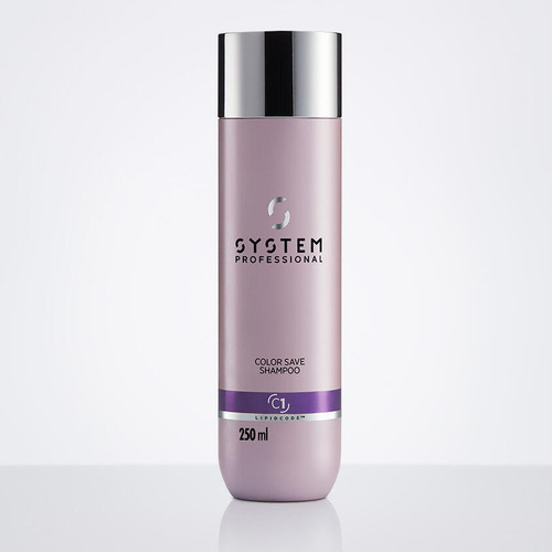 SYSTEM PROFESSIONAL - Classic - Color Save - Shampoo 250ml