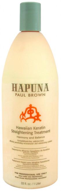 PAUL BROWN HAWAII - Hapuna Keratin Smoothing Treatment 1 Litre