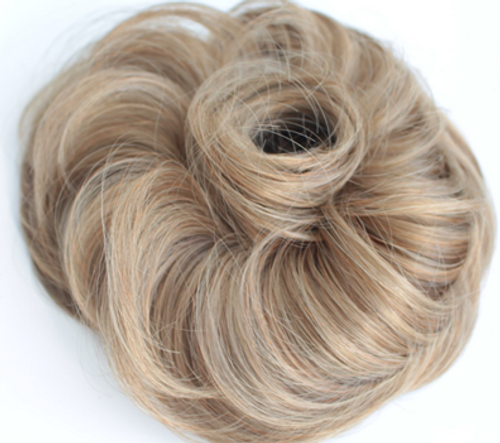 AMAZING HAIR - Synthetic Scrunchie - #10 Light Caramel