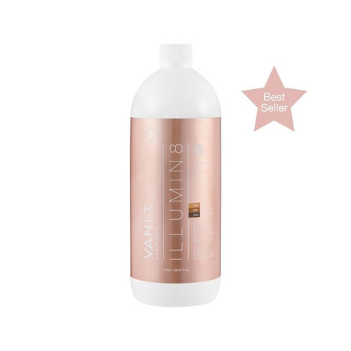 VANI-T - Illumin8 Dry Oil Express Spray Tan Solution 1000ml