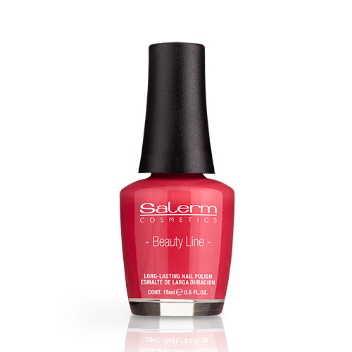 SALERM COSMETICS - Beauty Line - Living Coral Nail Polish 15ml