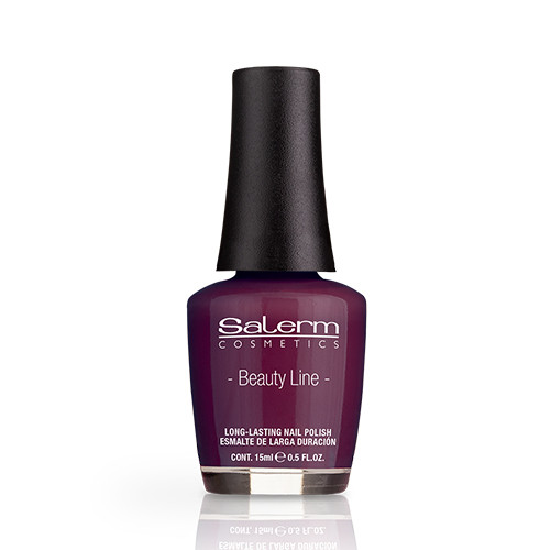 SALERM COSMETICS - Beauty Line - Imperial Purple Nail Polish 15ml