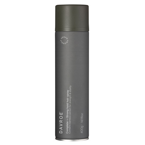 DAVROE - Styling - Complete Strong Hold Hairspray 400g