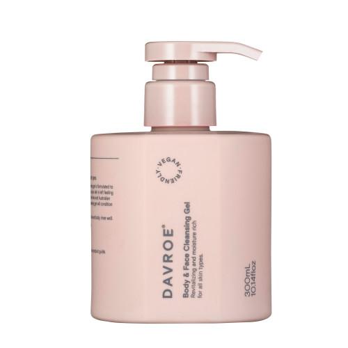 DAVROE - Body Wellness - Body & Face Cleansing Gel 300ml