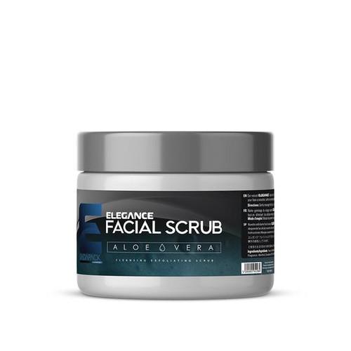 ELEGANCE - Facial Scrub - Aloe Vera 500ml