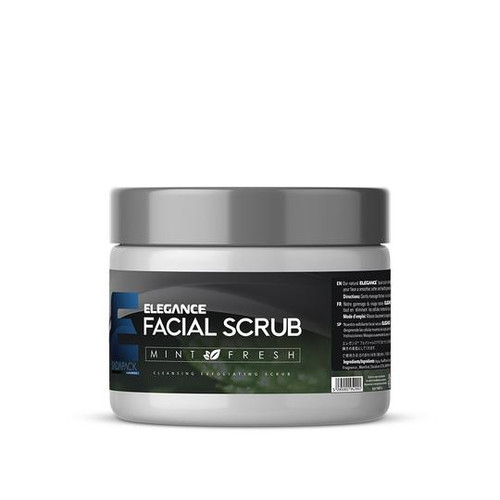 ELEGANCE - Facial Scrub - Mint Fresh 500ml