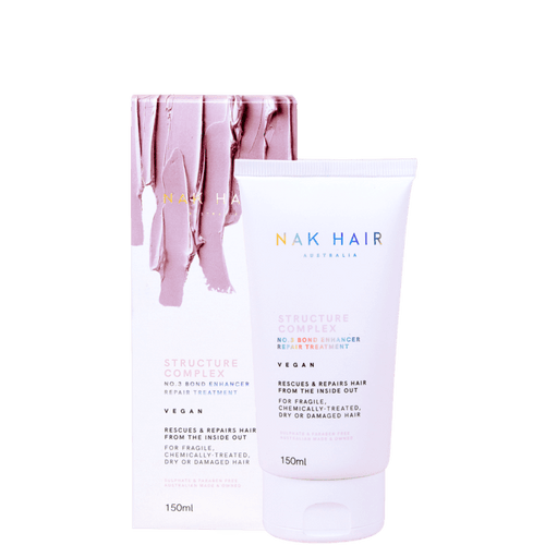 NAK HAIR - Structure Complex Bond Enhancer Repair Treatment 150ml
