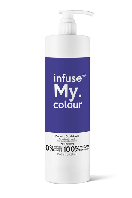 MY.HAIRCARE - Infuse My. Colour™ – Platinum Conditioner 1000ml