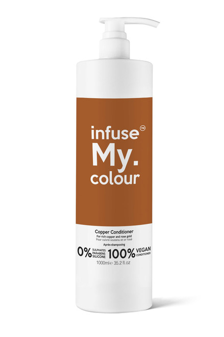 MY.HAIRCARE - Infuse My. Colour™ – Copper Conditioner 1000ml