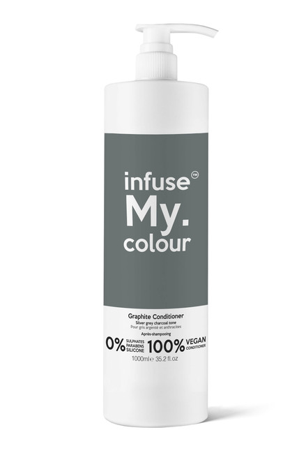 MY.HAIRCARE - Infuse My. Colour™ – Graphite Conditioner 1000ml