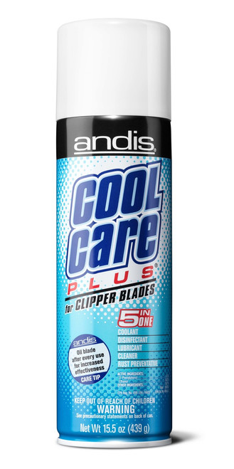 ANDIS - Accessories - Cool Care Plus Spray 439g