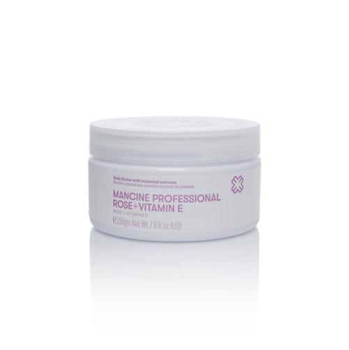 MANCINE - Body Butter: Rose & Vitamin E 250g
