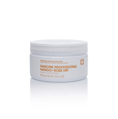 MANCINE - Body Butter: Mango & Rose Hip 250g