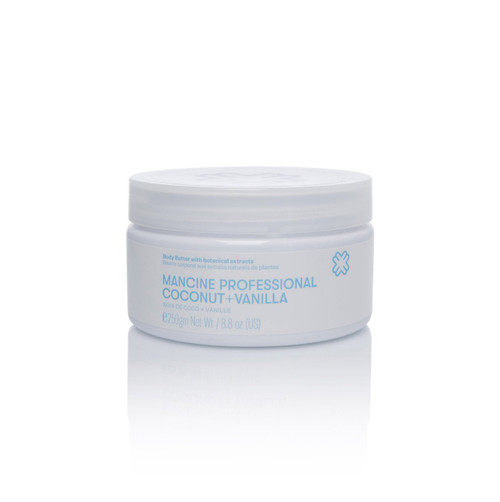 MANCINE - Body Butter: Coconut & Vanilla 250g