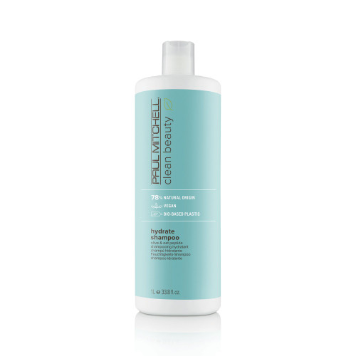 PAUL MITCHELL - Clean Beauty - Hydrate Shampoo 1000ml