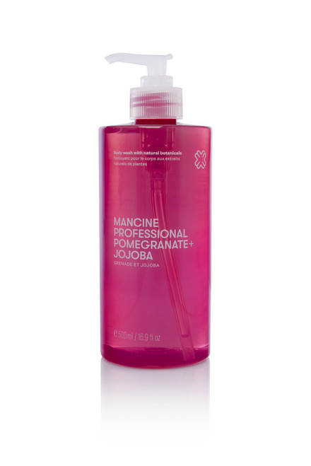 MANCINE - Body Wash: Pomegranate & Jojoba 500ml