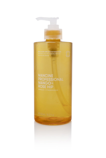 MANCINE - Body Wash: Mango & Rose Hip 500ml