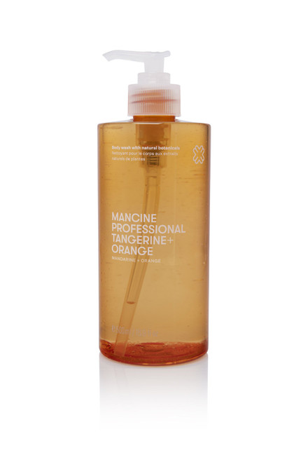 MANCINE - Body Wash: Tangerine & Orange 500ml