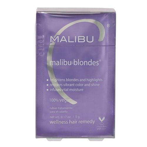 MALIBU C - Malibu Blondes Hair Treatment 5g