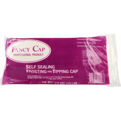FANCY CAP - Self Sealing Frosting & Tipping Cap