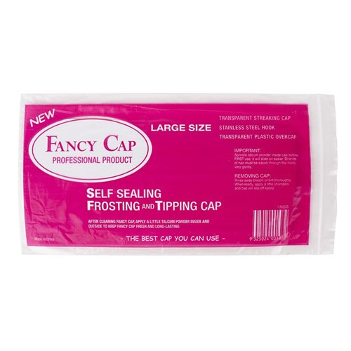 FANCY CAP - Self Sealing Frosting & Tipping Cap - Large Size