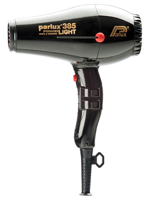 PARLUX - 385 Power Light Ionic & Ceramic Hair Dryer - Black