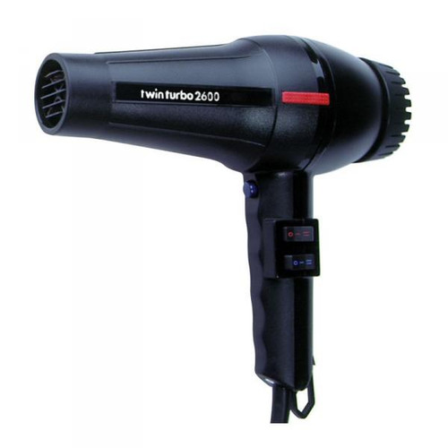 TWIN TURBO - 2600 Professional Hair Dryer