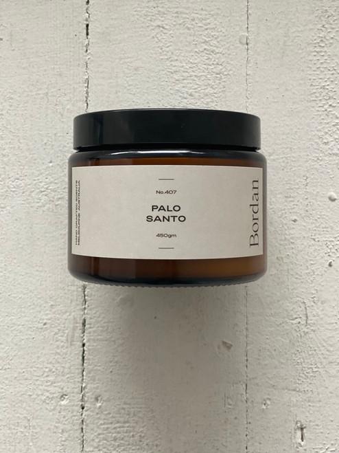 BOR.DAN - Candles - Palo Sano 450g