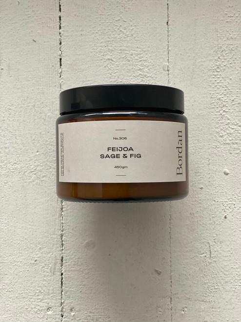 BOR.DAN - Candles - Feijoa Sage & Fig 450g
