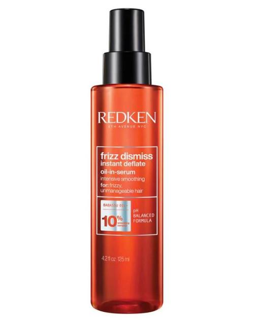 REDKEN - Frizz Dismiss Instant Deflate Oil-in-Serum 125ml
