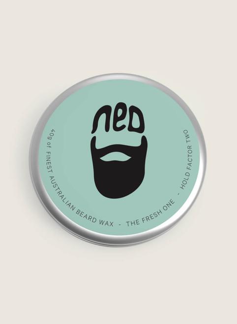 NED - The Fresh One Beard Wax 40g