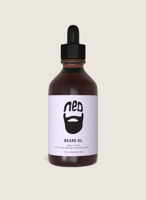 NED - The Lavender One Beard Oil 30ml