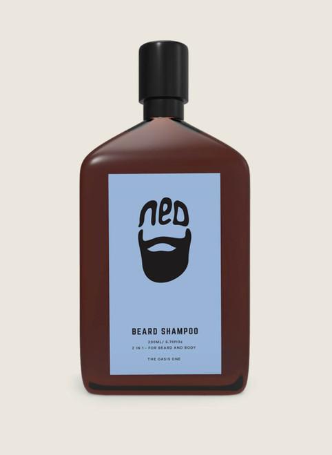 NED - The Oasis One Beard Shampoo 200ml