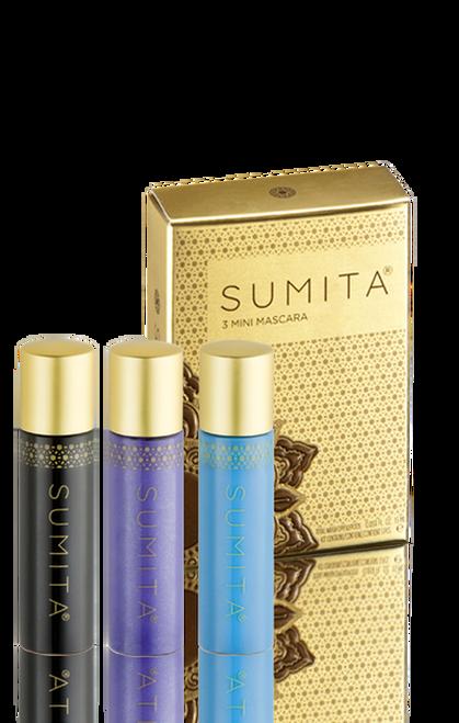 SUMITA - Mini Mascara 3-Set