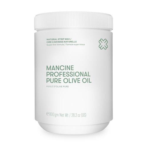 MANCINE - Strip Wax Pure Olive Oil 800g